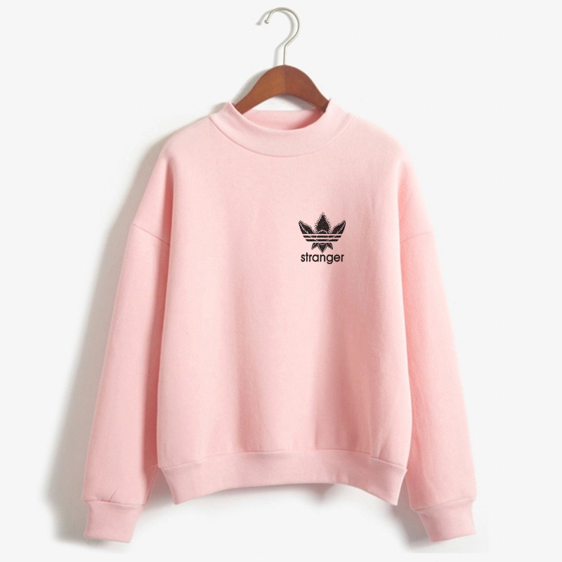 Red Adidas Sweatshirt  2