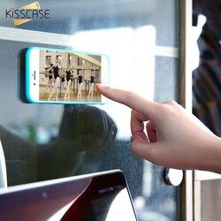 KISSCASE magique Anti-gravité étui pour iphone 7 6 6 s Plus couverture adsorbée collante Nano étui pour iphone 8 8 Plus X Coque