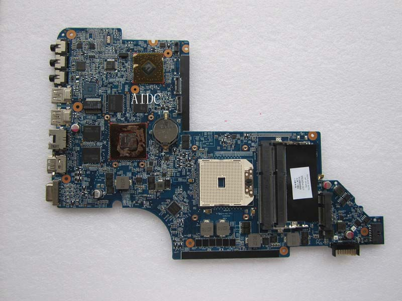 665284-001 Laptop motherboard For Hp DV6 DV6-6000 amd ddr3 With ATI hd6750 1GB Graphics  ,100% tested good напольная плитка absolute keramika avignon teka 1 62 45x45