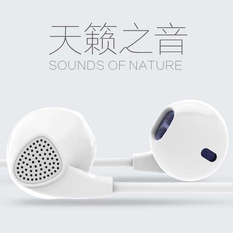 10Pcs PTM IM500 Earphone Headphones Noise Canceling Headset with Mic Stereo Earpods for mobile phone iPhone Xiaomi MP3 Gaming