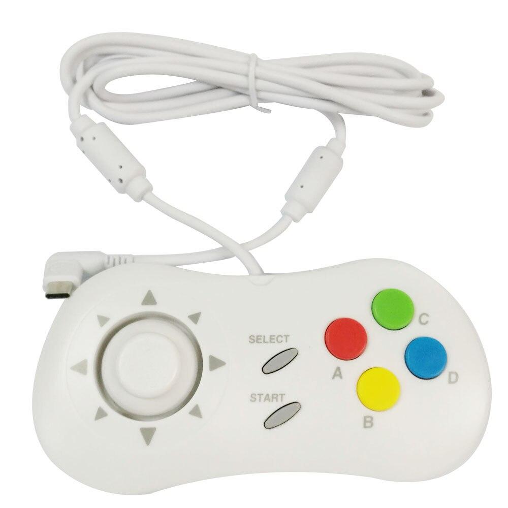 5 pçs por atacado nova chegada retro arcada mini jogo de vídeo almofada controlador do jogo handheld console para n e o g e o para S N K - 3