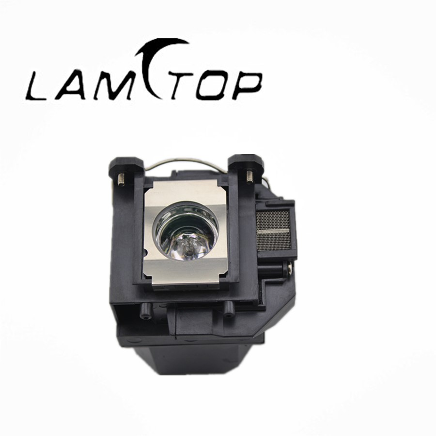 FREE SHIPPING  LAMTOP  180 days warranty  projector lamps with housing  ELPLP57/V13H010L57 for  EB-460 free shipping new projector lamps bulbs elplp55 v13h010l55 for epson eb w8d eb dm30 etc