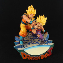 Dragon Ball Z Son Goku Kakarotto Action Figure Son Gohan Doll  Kids Adult Children Christmas Birthday Gift