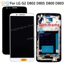 5.2 에 대 한 LG G2 LCD 디스플레이 터치 스크린에 대 한 LG G2 LCD D800 D801 D802 D805 D803 VS980 F320 LS980 LCD 교체