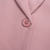 Venta caliente Larga Abrigos 2016 Otoño Invierno Las Mujeres Solo Botón Lana Mezclas de Manga Larga Gira el Collar Abajo prendas de Vestir Exteriores Más Tamaño