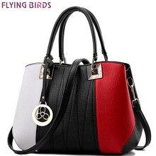 FLYING BIRDS 2017 women handbag of brands women messenger bags cross body shoulder bag leather handbags luxury bolsas LM4411fb