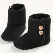 2017 Winter Super Warming Just Style Newborn Baby Boy Girl Princess Shoes Shoes Boots
