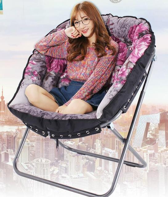 De alta calidad de la manera modernbeanbag silla sola silla de la computadora plegable sofá silla perezosa envío libre