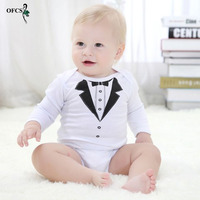 Design Of Different 2Pcs Lot Fashion Baby Boy Suit Full Sleeved Autumn Spring Newborn Clothes Baby