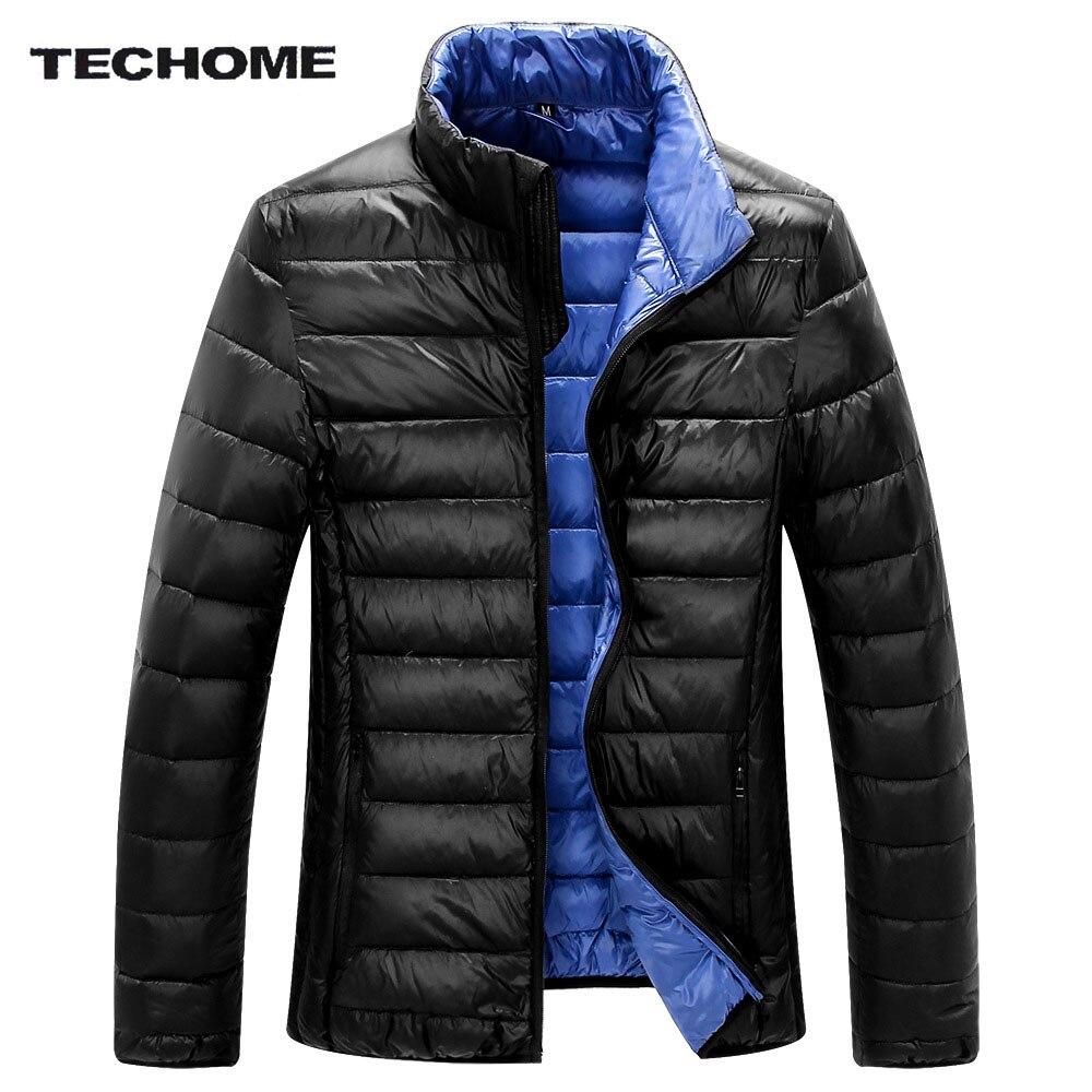 2016 New Winter Ultralight Men White Duck Down winter jacket men Duck Down Coat Waterproof Down Parkas Outerwear brand-clothing