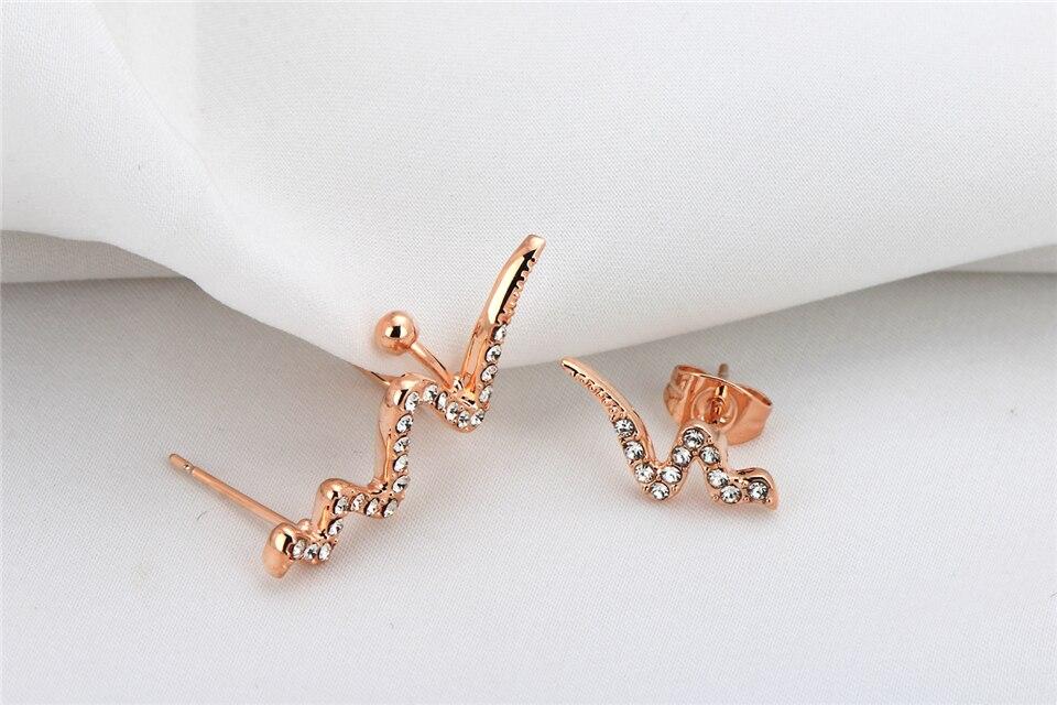 e PISSENLIT Metal Asymmetric Drop Earrings Women Jewelry Gold pendientes mujer moda 2019 Fashion Silver Grace Summer Jewelry Gifts