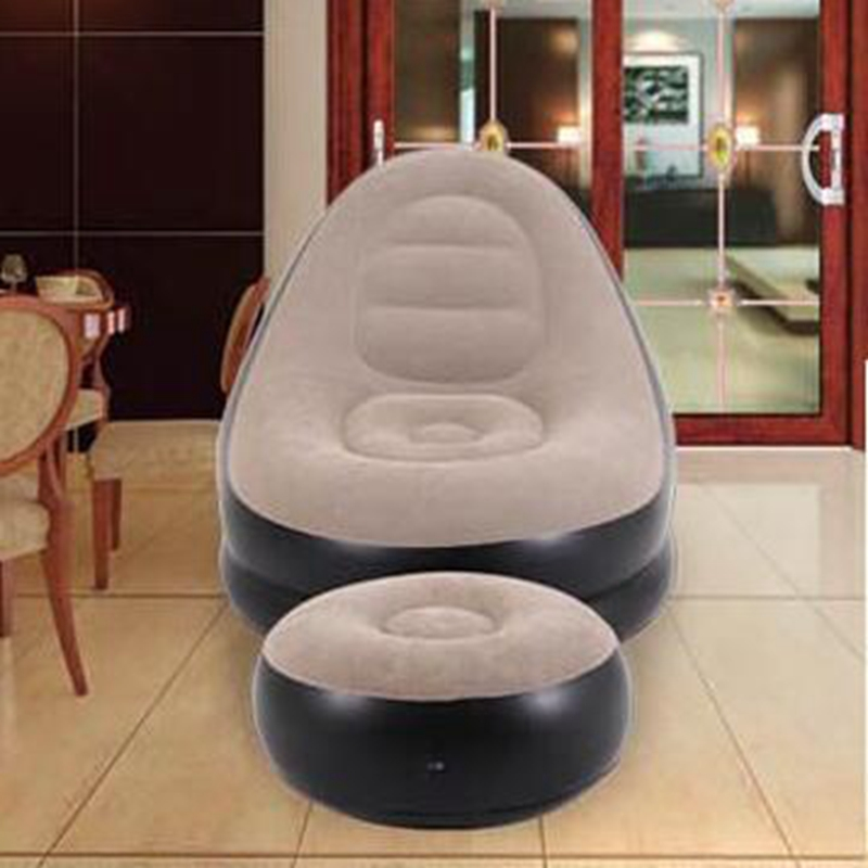 intex ultra lounge chair and ottoman paris bistro chairs outdoor inflatable sofa with cupholder foot rest in camping mat from sports entertainment on aliexpress com alibaba