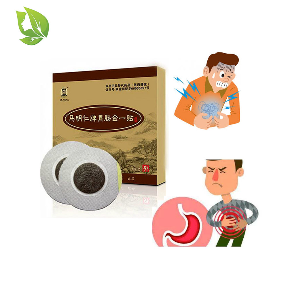 6pcs/2 Packs Stomach Pain Acid Reflux, Diarrhea,gastric Ulcer Herbal Gastrointestinal Plaster Stomach Patch To Treat Gastritis