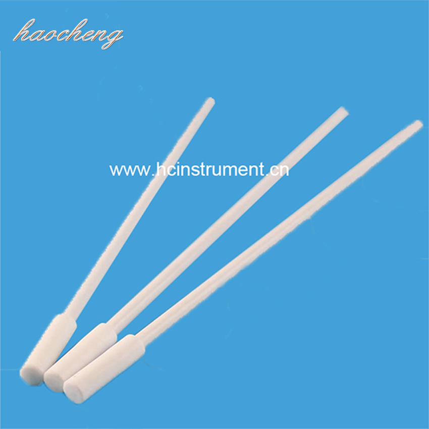 300mm Rod shape Mix the chemical liquid white ptfe magnetic bar retriever