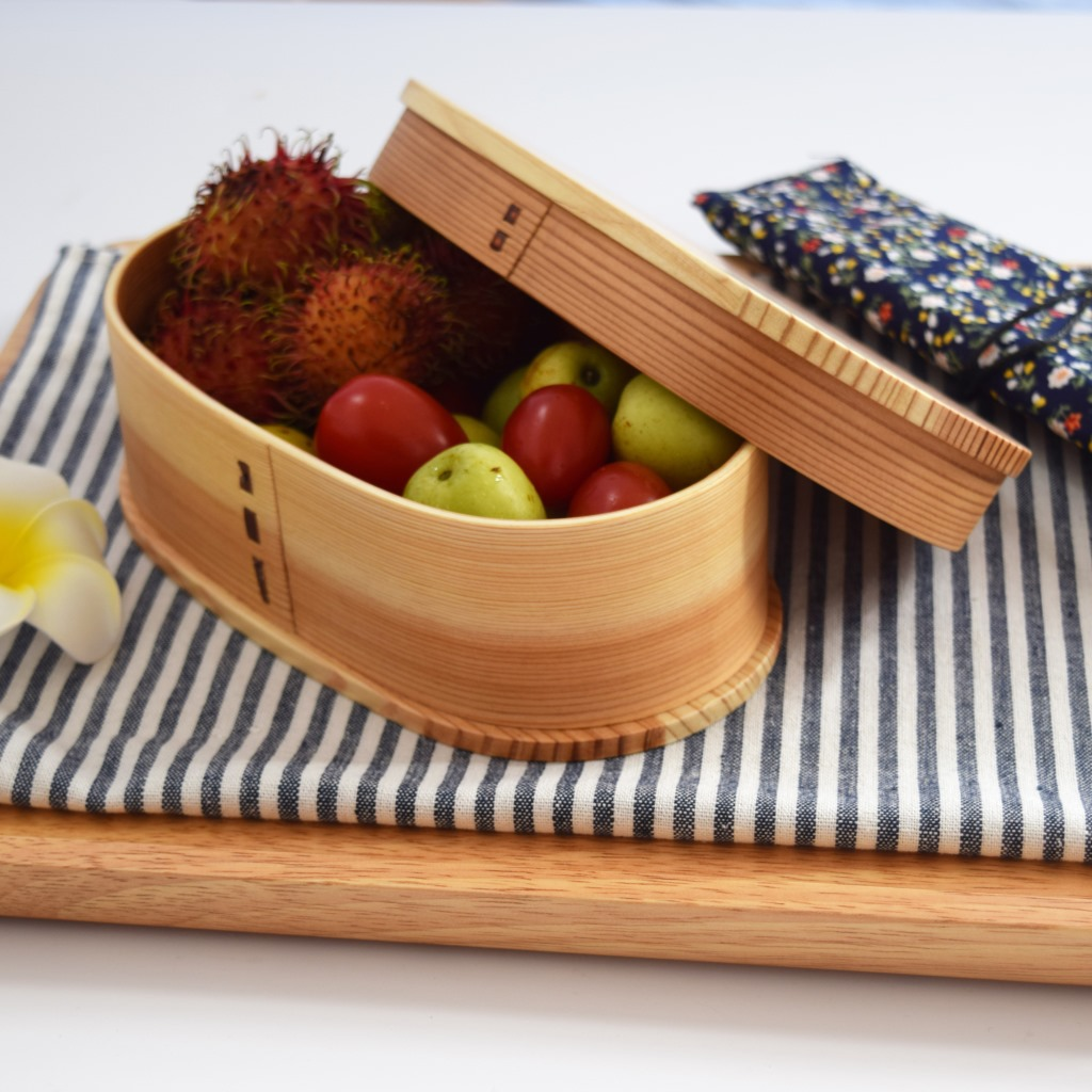 Aliexpress com buy new japanese bento box wooden features single sushi wood japan tableware wood tableware from reliable bento box wood suppliers on my