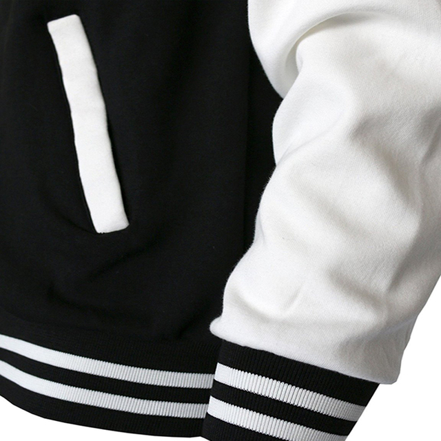 Uzumaki Naruto Anime sweatshirts printed baseball jackets