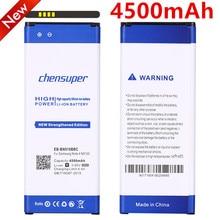 chensup  EB BN916BBC Battery For Samsung Galaxy Note 4 N9100 N910U N910F N910A High Capacity 4500mAh Replacement Battery