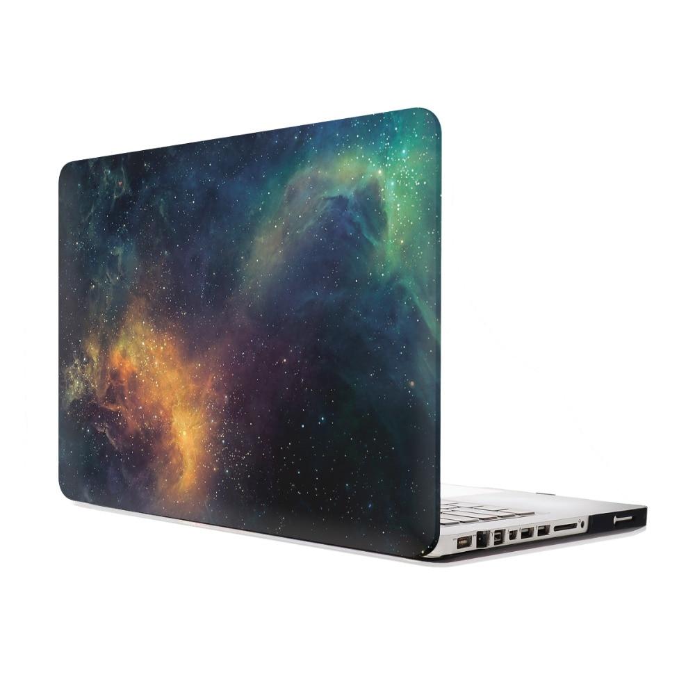 RYGOU dla Galaxy Graphic Gumowany twardy futerał do Macbook Pro 13 - Akcesoria do laptopów - Zdjęcie 4