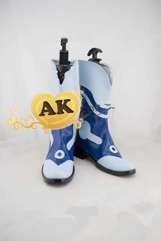 Anime DMMD Dramatical Murder Noiz Seragaki Aoba  Cosplay Shoes Boots Custom-Mdae