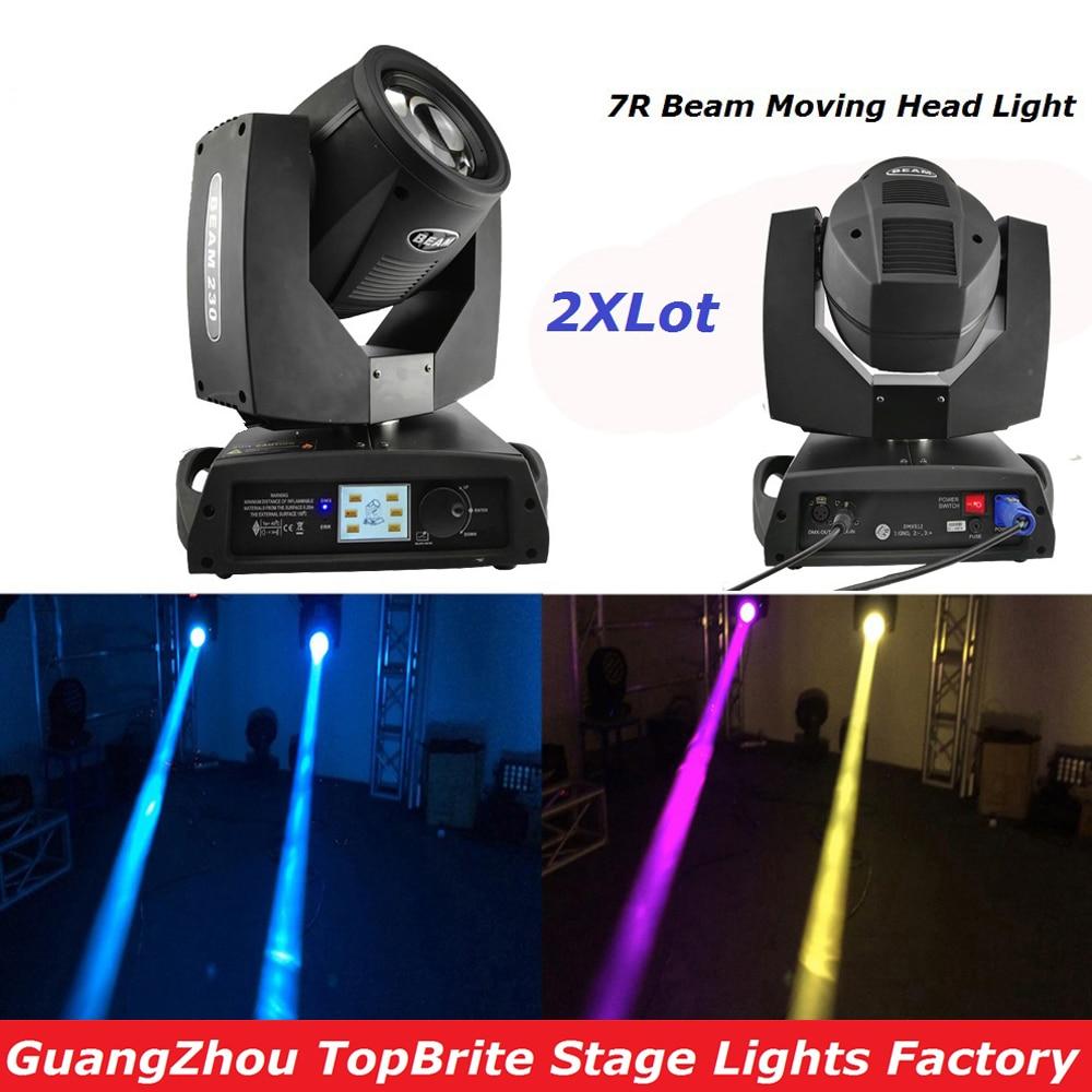 2019 High Quality New Moving Head Stage Light Sharpy 7R 230W AC100-240V Beam Light For Dj Disco Bar Club Concert Effeect Light