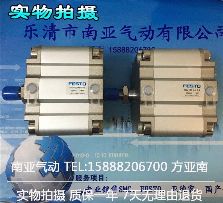 ADVU-100-60-A-P-A ADVU-100-75-A-P-A ADVU-100-80-A-P-A FESTO Compact cylinders pneumatic cylinder ADVU series