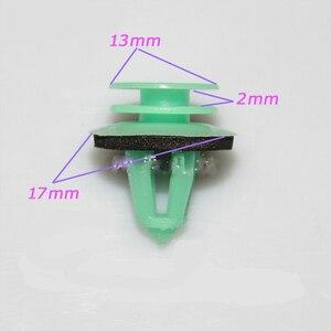Image 2 - 20 stks voor Skoda Octavia Fabia Binnendeur Panel Card Trim Clips