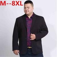 10XL 9XL 8XL 6XL New Arrival Brand Clothing Autumn Suit Blazer Men Fashion Slim Male Suits Casual Solid Color Masculine Blazer