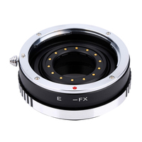 BGNing Camera Lens Adapter Ring With Aperture For Canon EOS EF Mount Lens To FX For