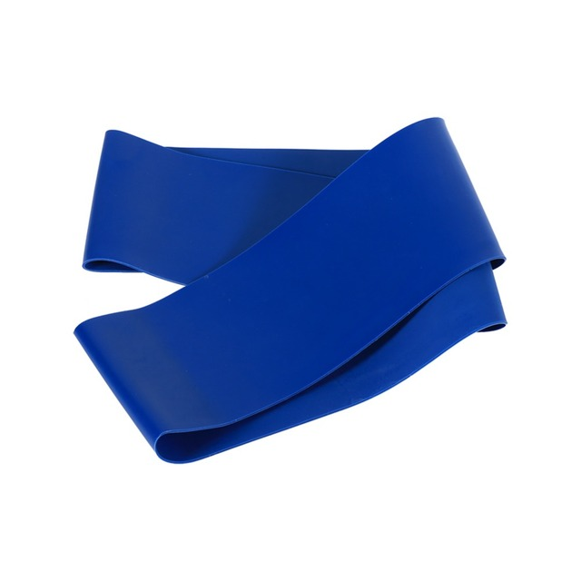 Pure Latex Resistance Band 4 Levels Available Gym Fitness Strength Training Rubber Loops Bands Body Exercise Equipment