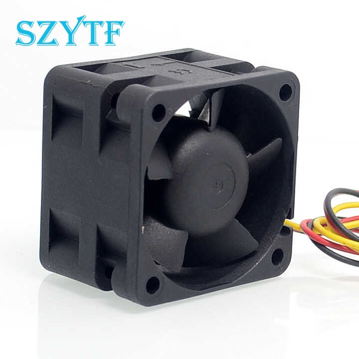 PMD1204PQBX-A 4CM 4028 12V 6.8W high- speed server fans 40*40*28mm
