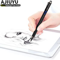 Active Pen High Precision 1 3mm Chargeable Capacitive Touch Stylus IOS Android Windows10 Tablet Mobile Phone
