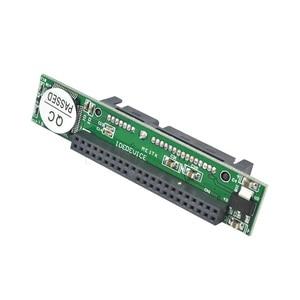Image 3 - Kebidu IDE 44 Pin 2.5 Inch Đến Sata PC Adapter Chuyển Đổi 1.5Gbs Hỗ Trợ ATA 133 100 HDD CD DVD Nối Tiếp đĩa Cứng Bán Buôn