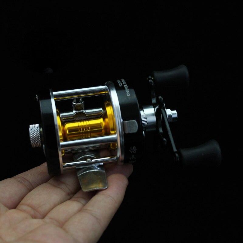 3.8: Snelheid vissen Reel
