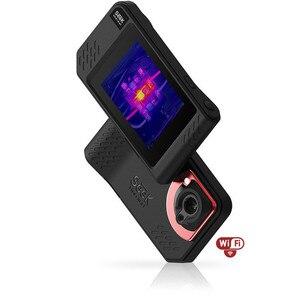 Image 2 - Procurar tiro térmico/tiro pro câmera de imagem infravermelha imagens de visão noturna fotos vídeo grande tela sensível ao toque 206x156 ou 320x240 wifi