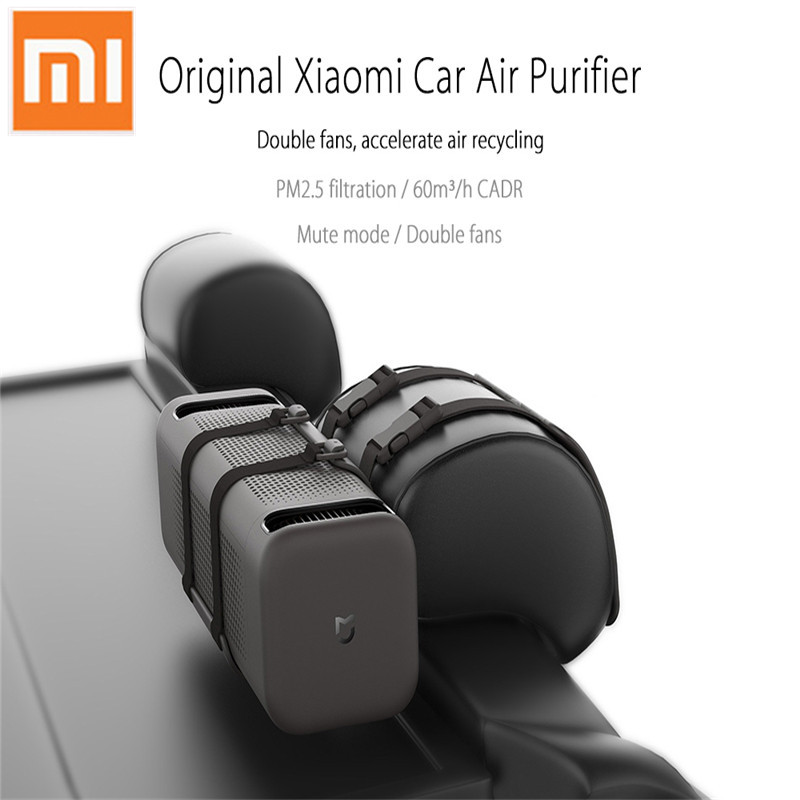 2018 Original Xiaomi Car Air Purifier for car air clean In Addition To Formaldehyde Haze Purifiers Intelligent Household APP RC 2018 new original home air purifier for car air cleaning in addition to formaldehyde haze purifiers home office