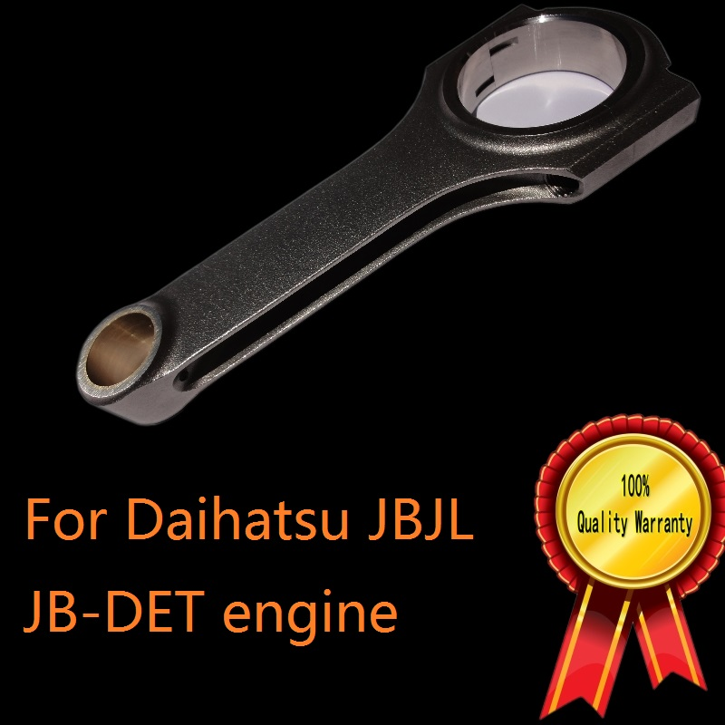 US $59 99 |lighter JB JL H beam JBJL connecting rod i4 Daihatsu engine JB  DET Thailand Malaysia tuning mini car kei high quality warranty-in Crank