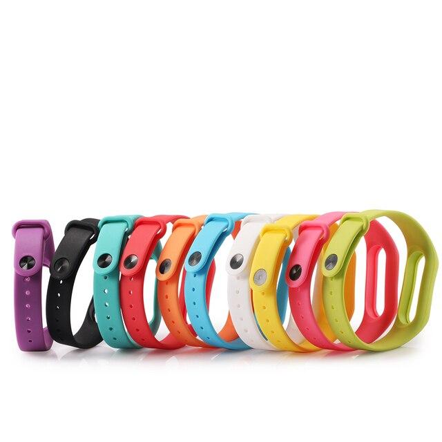 Wrist Strap Belt Silicone for Xiaomi Mi Band 2 Strap Bracelet