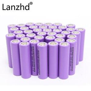 Image 2 - 24 ピース 18650 バッテリー 3.7 ボルトのリチウムイオン充電式電池 26F バッテリー 18650 のためのラップトップのおもちゃバッテリー電気とドリル電子