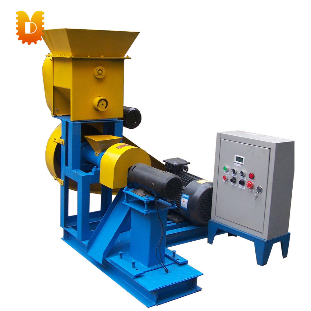 60kg corn puffing machine rice puffing machine corn extruder large production of snack foods puffing machine grain extruder single screw food extruder