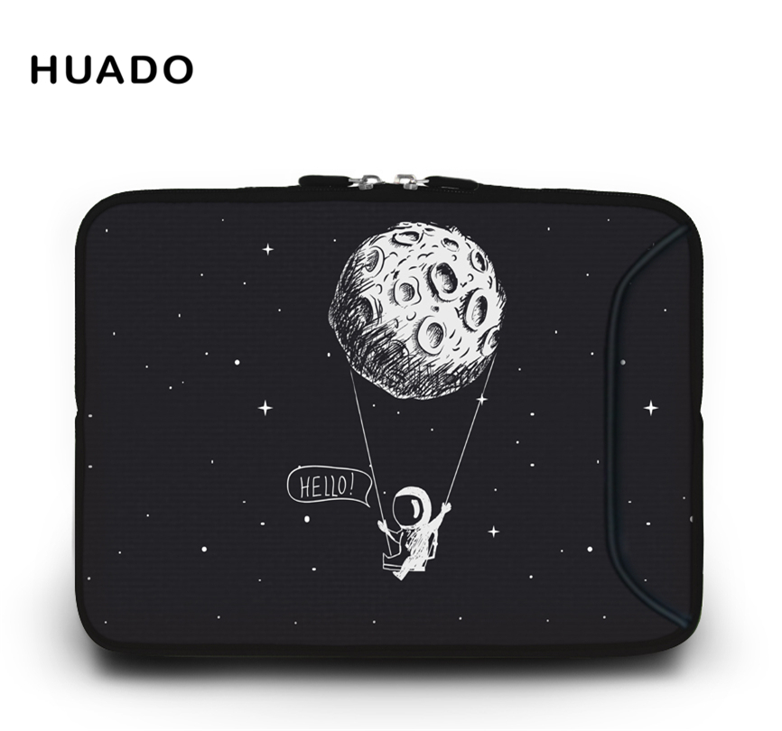 Portable <font><b>Laptop</b></font> <font><b>Bag</b></font> For Macbook 10 11.6 13.3 14.4 15.4 15.6 17 <font><b>17.3</b></font> inch Netbook Zipper Sleeve Case Tablet Cover computer <font><b>Bags</b></font> image