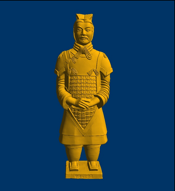 New 3D models CNC 3d Print relief in STL file format Terra-Cotta Warriors martyrs faith hope and love and their mother sophia 3d model relief figure stl format religion for cnc in stl file format