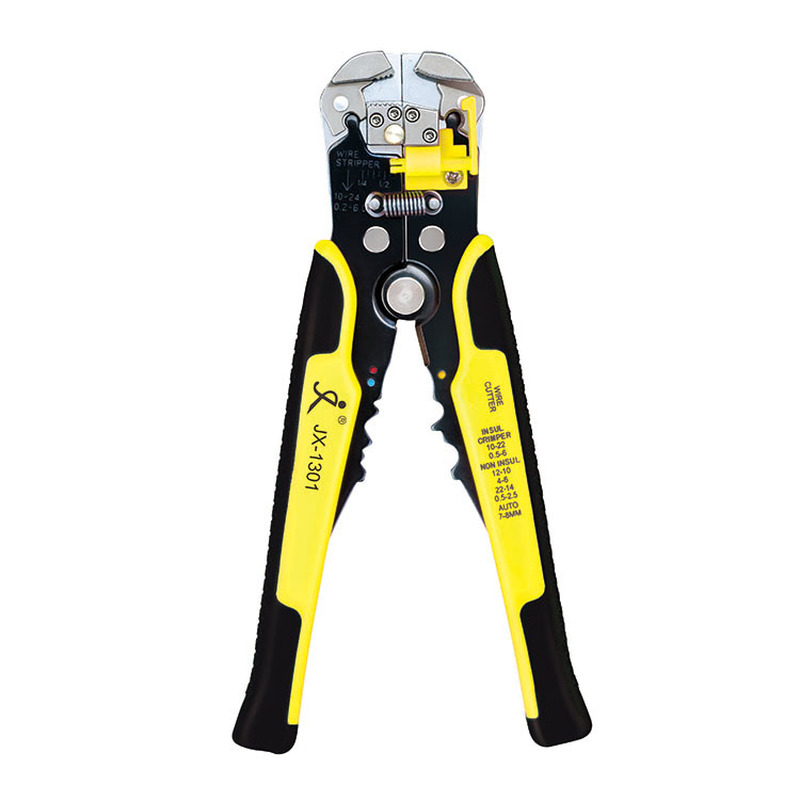high quality automatic stripping plier Decrustation pliers 0 2 6 0mm tool multi function terminal crimping pliers cutting pliers in Pliers from Tools