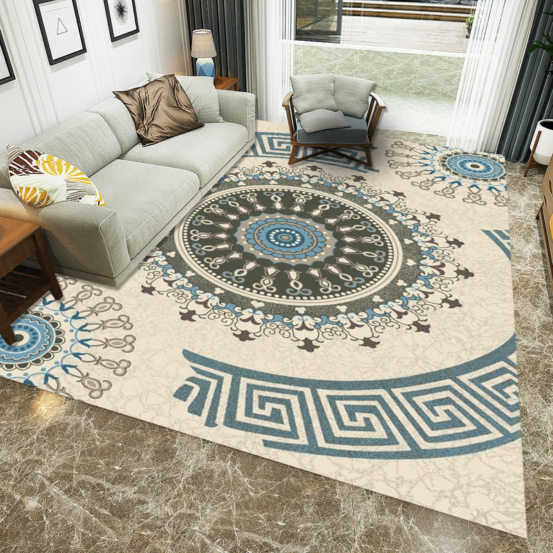 Europe Carpets For Living Room Decorative Bedroom Rug