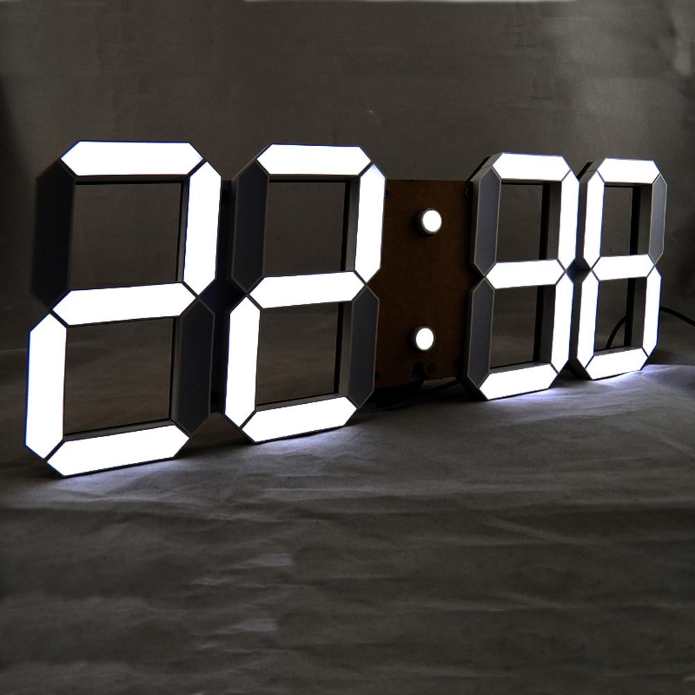 Creative Digital Led Remote Control Large LED Digital Wall ...