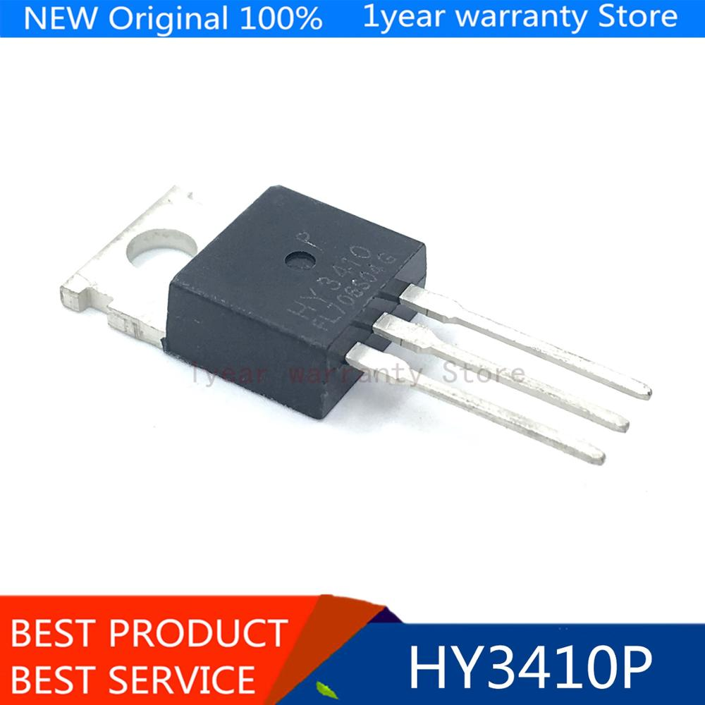 100% new original imported HY3410 HY3410P TO 220 MOS FET 100V 140A-in Remote Controls from Consumer Electronics