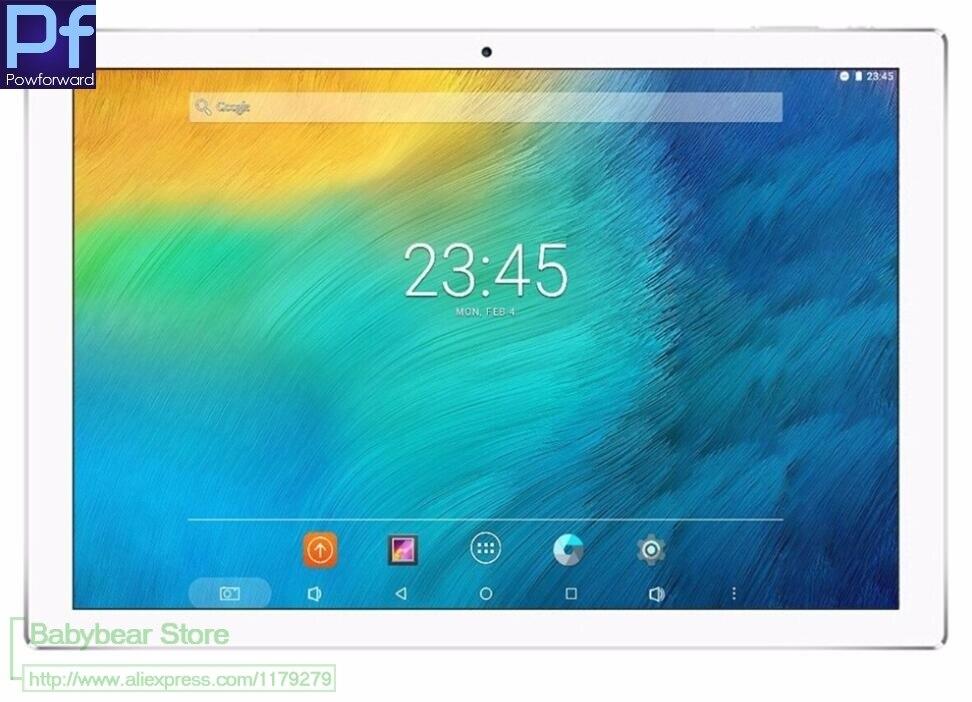 2 Teile/los Displayschutzfolie Anti-fingerprint Schutzfolie Für Teclast P10 Octa-core Android 7.1 Rk3368-h Tablet Pc PüNktliches Timing