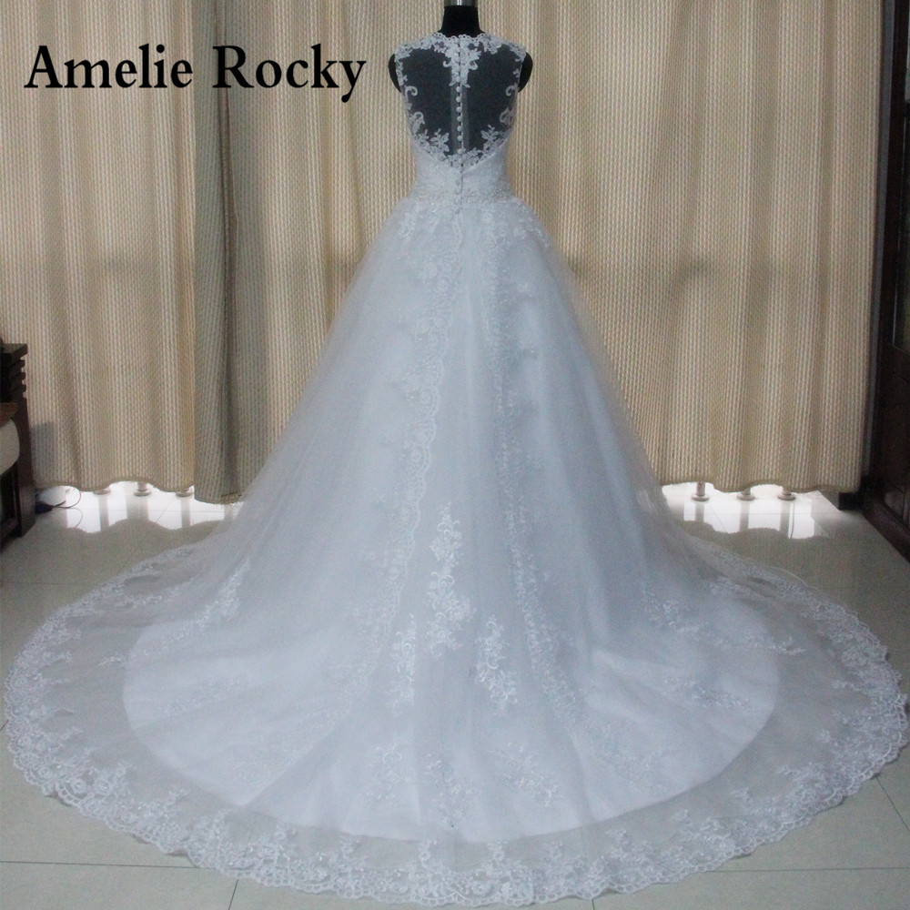 Buy long tail wedding dresses and get free shipping on AliExpress.com