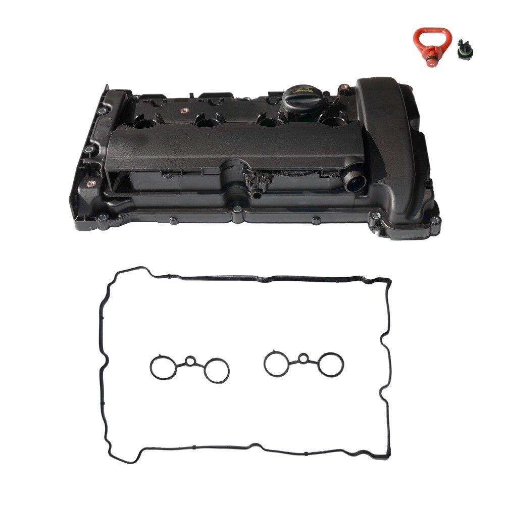 AP03 couvercle de soupape de moteur + joint pour BMW Mini R55 R56 R57 R58 1.6T Cooper S JCW N14 moteur 11127646555 11127585907 11127572854 - 2