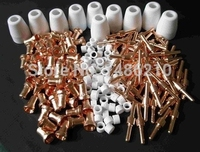 Factory Outlet Cutting Consumables KIT Spare Welding Torch TIPS Great Promotions Suitable For Cut40 50D CT312