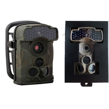 Free Shipping!Ltl Acorn 5310A 720P 44LEDs Infrared Trail Scouting Hunting Camera+Metal Security Box